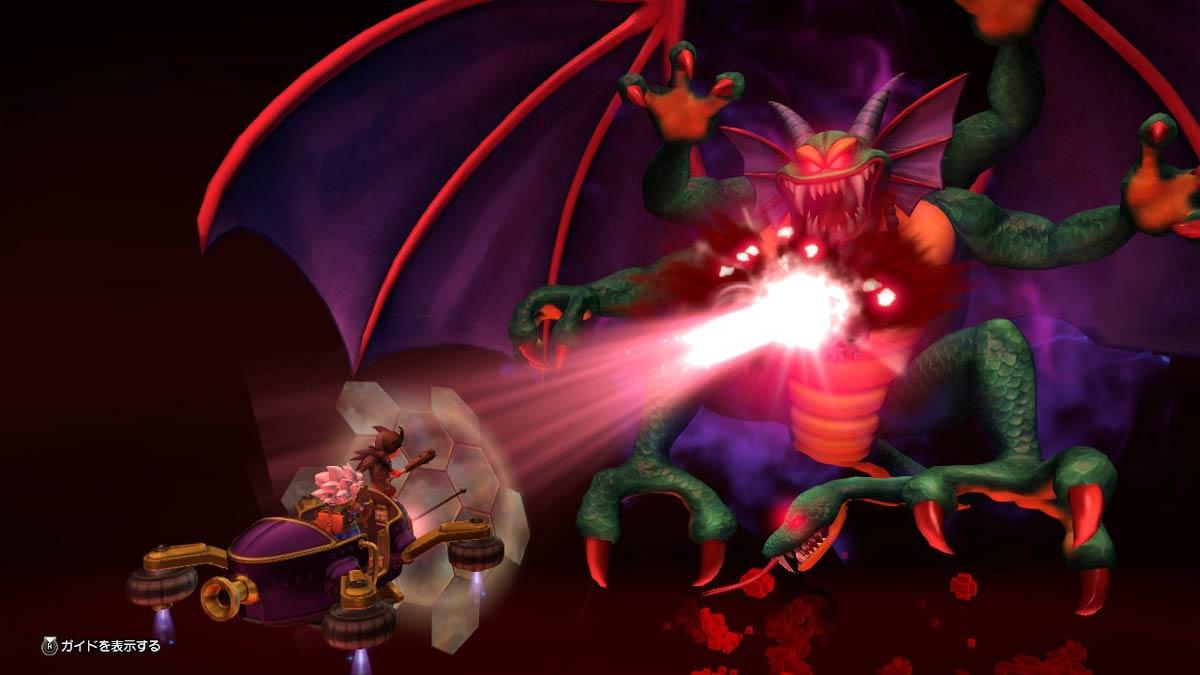 ドラクエビルダーズ2 破壊神シドー